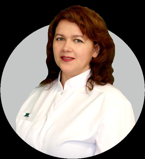 Плахова Ирина Вадимовна