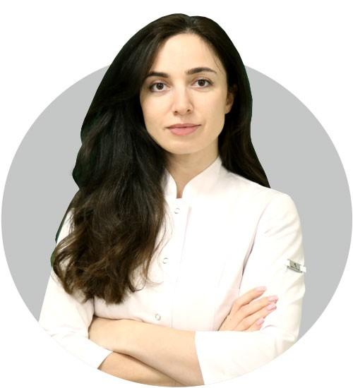 Кевхишвили Этери Мириановна